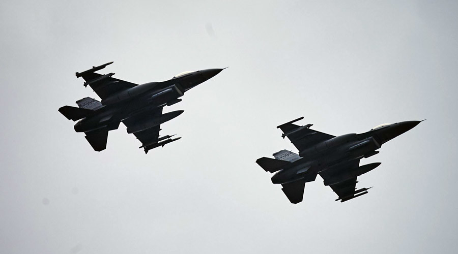 US planes begin bombing ISIS in Syria from bases in Turkey