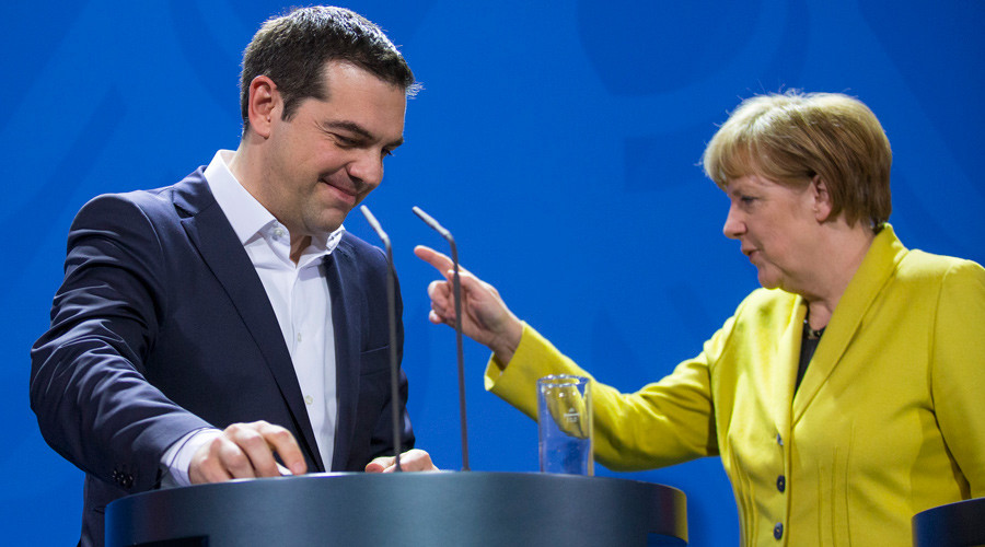 Berlin calls Greek bailout 'insufficient' as Athens struggles to reach consensus on terms
