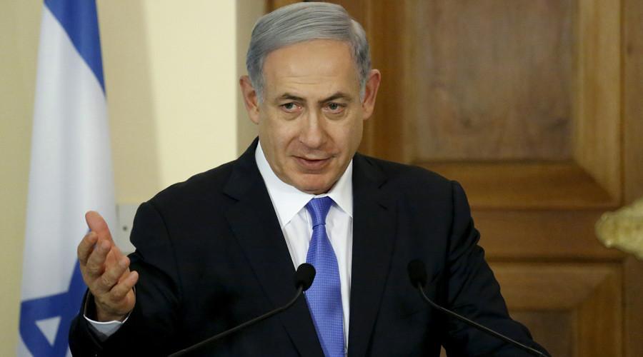 Israeli Prime Minister Benjamin Netanyahu © Petros Karadjias / Pool