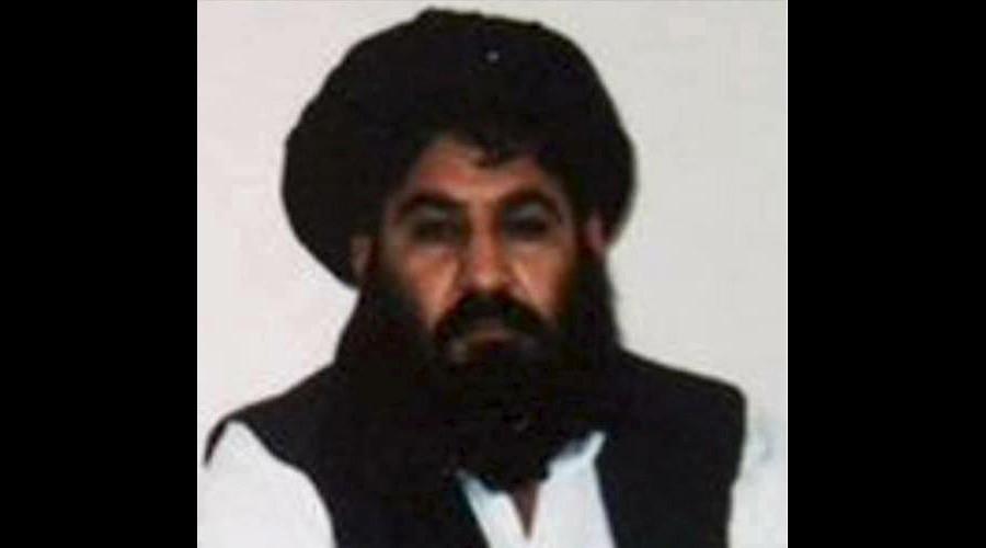 Mullah Akhtar Mohammad Mansour © Taliban Handout / Handout via Reuters
