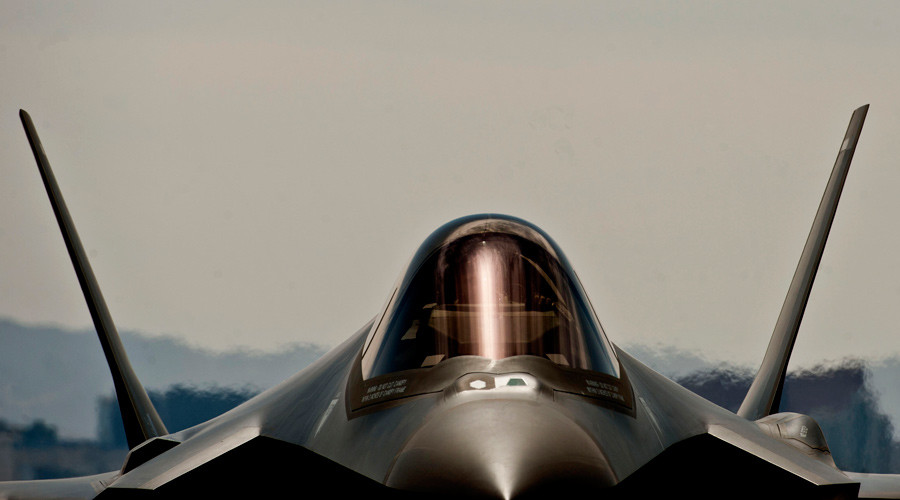 © Daniel Hughes / U.S. Air Force / Handout via Reuters