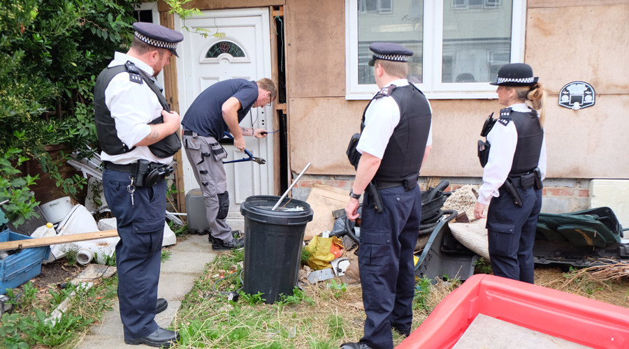 55 people found crammed into 3 East London properties in 'terrible' conditions