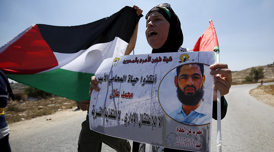 'Impossible to predict response' if hunger striker Allan dies in Israeli detention