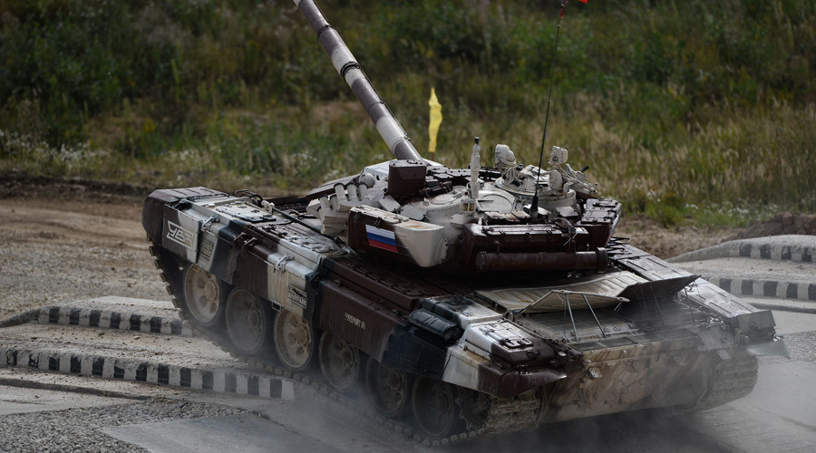 International Army Games conclude with Russian tank biathlon win (VIDEO)