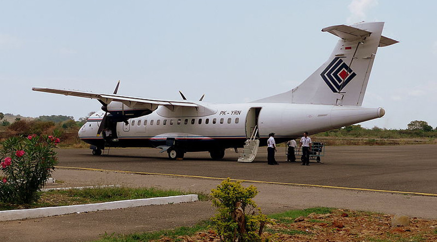 Indonesian plane with 54 on board crashes in Papua region - officials