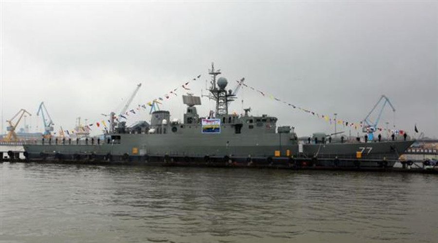 Iran to send flotilla of warships to Russia, newest destroyer among them