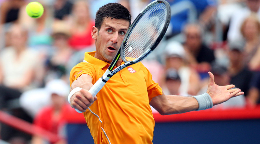 Playing on grass: Djokovic smells weed during Montreal tennis match
