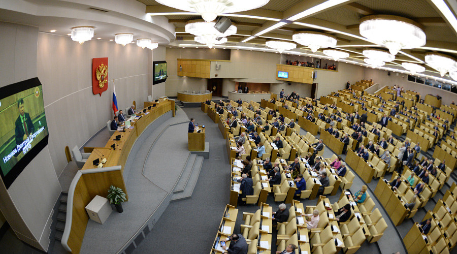 Nationalist lawmaker wants to oust Duma colleagues with unpaid debts
