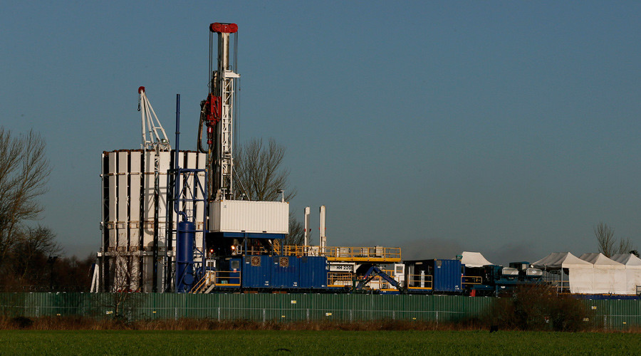 UK offers 27 shale gas exploration licenses to 'boost economy'