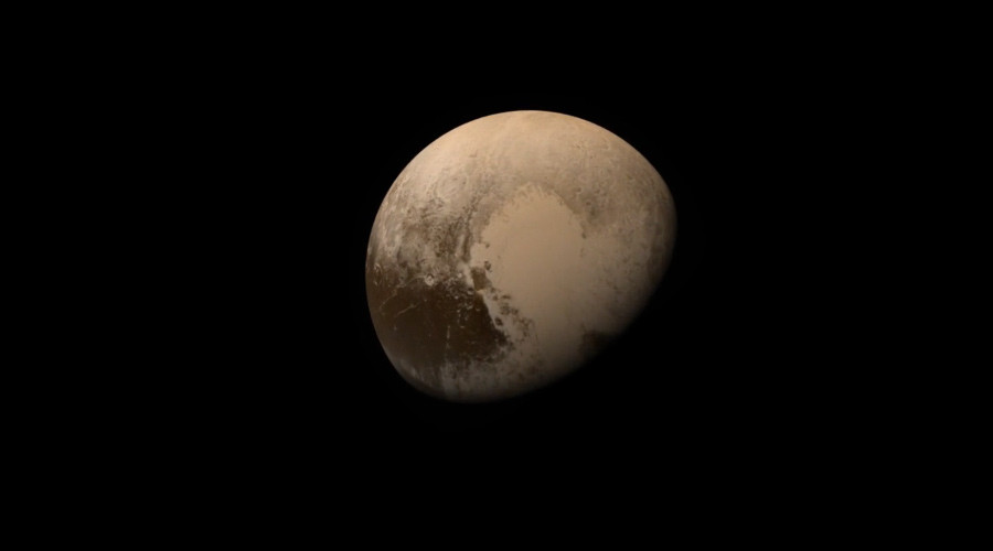 Amazing video shows journey to Pluto through lens of NASA New Horizons spacecraft
