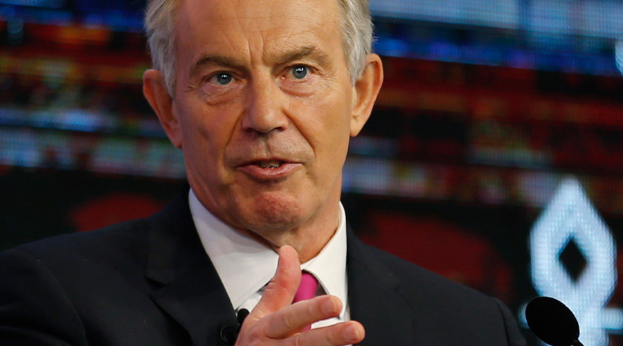 Tony Blair mediates secret Israel-Hamas talks, negotiating end to Gaza siege