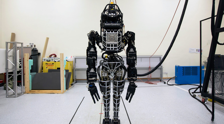 'Robots replacing soldiers won't make anybody safer'