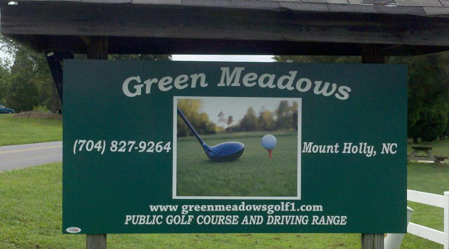 © Green Meadows Golf Course