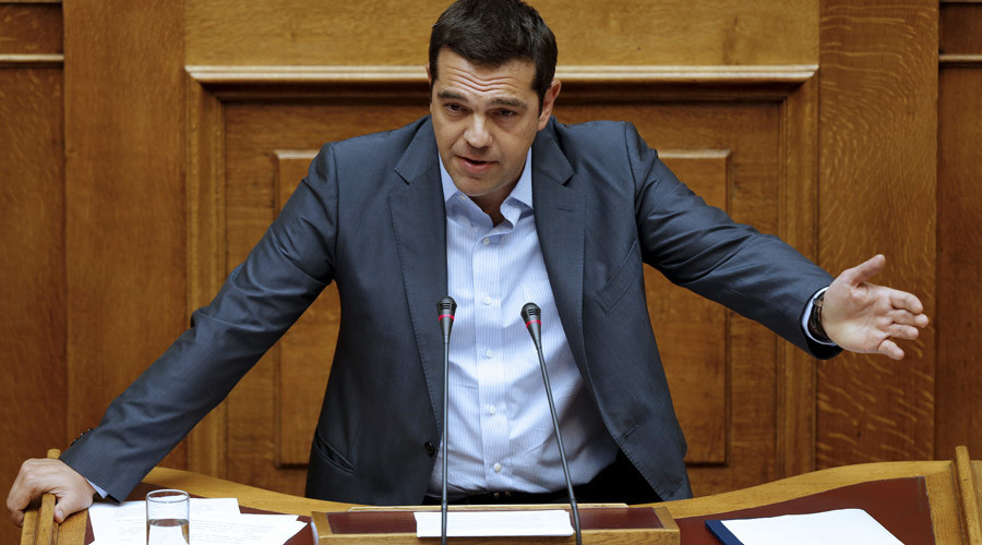 'Anger of Greek people could bring down Tsipras'