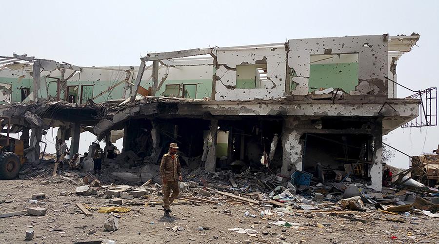 City of Aden, Yemen © Stringer