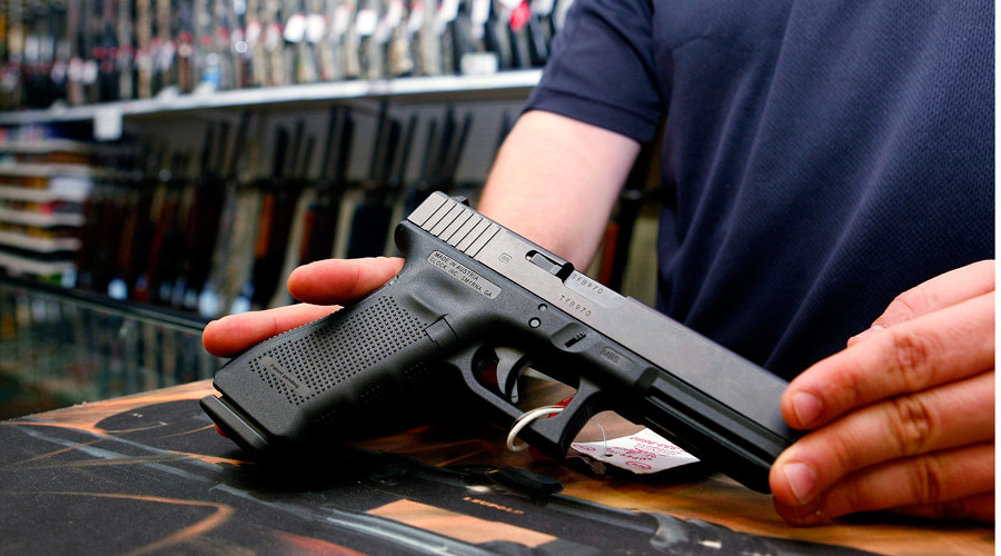 'No coincidence': US leads world in gun ownership & mass shootings, study says