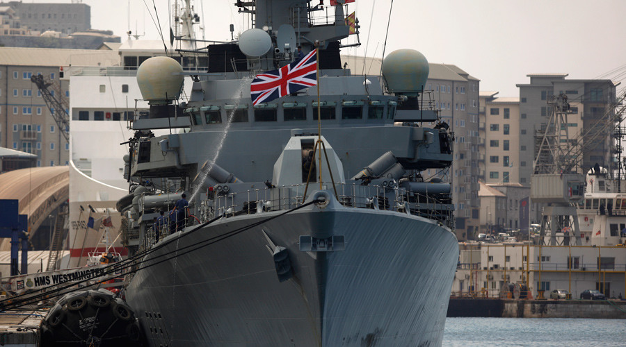 UK Royal Navy recruits 'no longer willing to die for Uncle Sam'