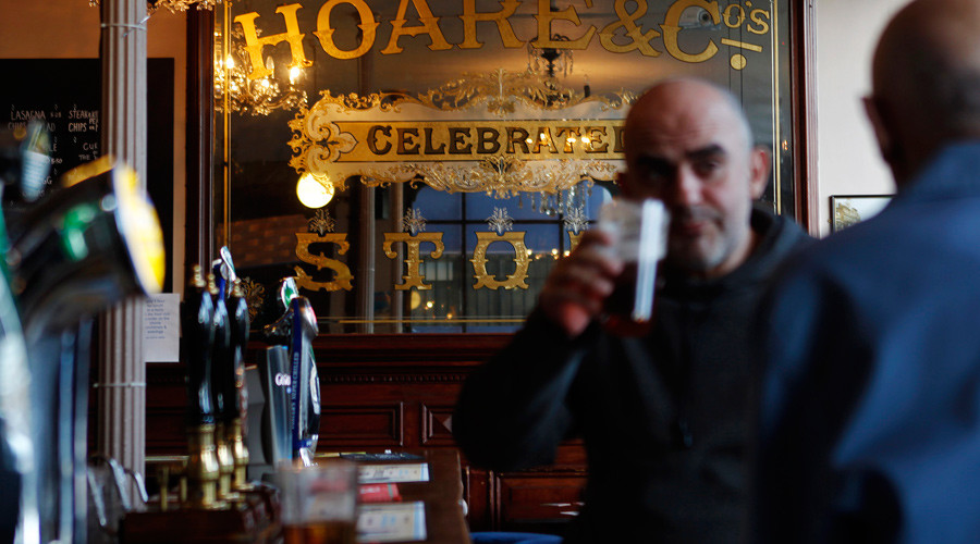 White, middle-class & over 65? Britain's 'invisible addicts' drink too much