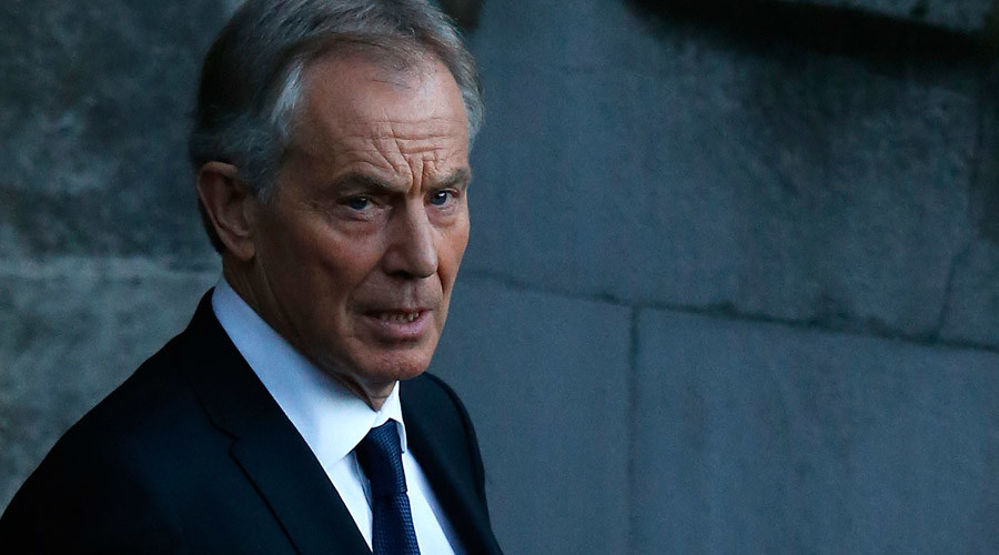 Tony Blair to attend divisive Chinese WWII commemorations