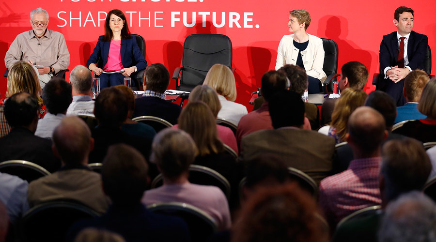 110,000 Labour supporters could be 'purged' – interim leader Harriet Harman