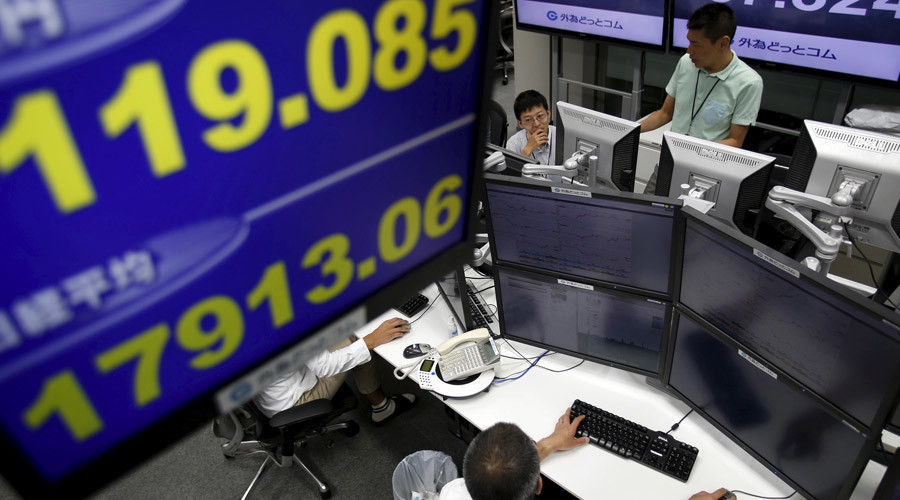 Chinese stimulus fails to stabilize world markets as FTSE falls again