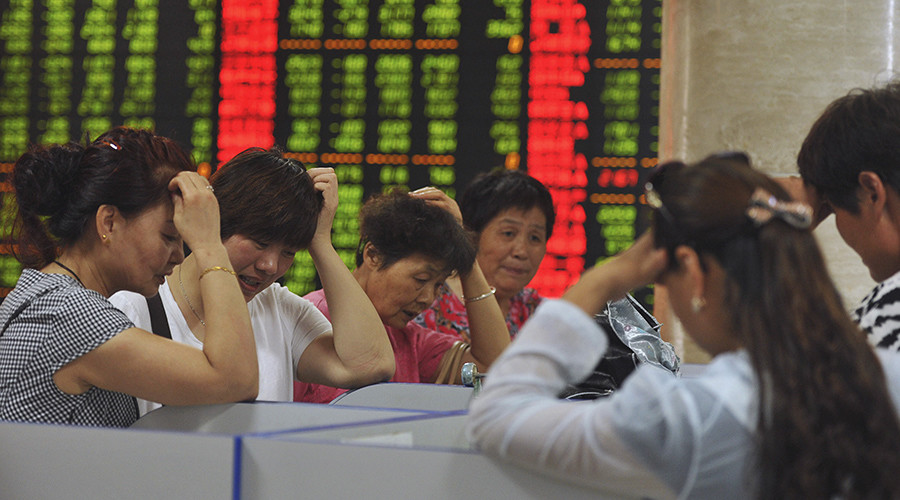 Man reportedly leaps to his death over stock market crash in China