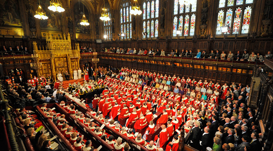 Full House? Cameron to appoint 40 new peers to unelected Lords