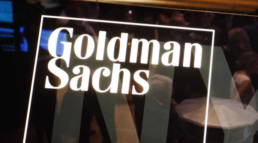 Fake Goldman Sachs bank found in China