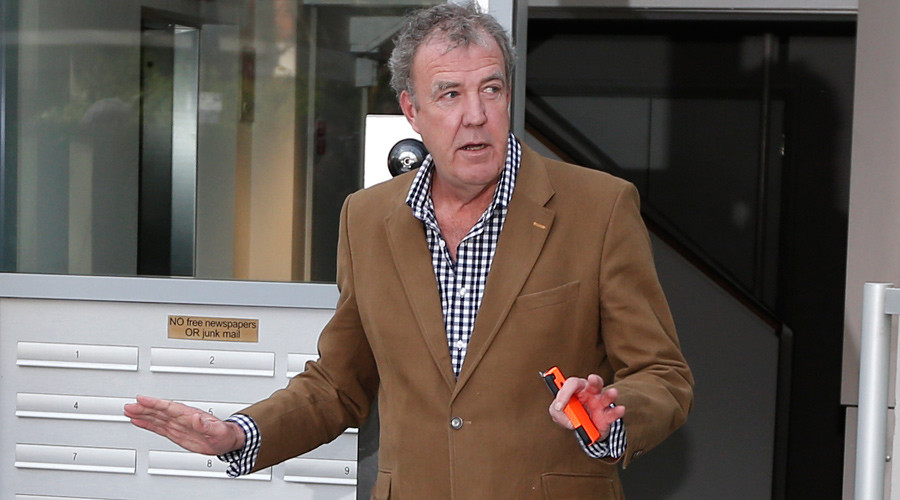 Amazon to pay Jeremy Clarkson $15mn a year for new car show