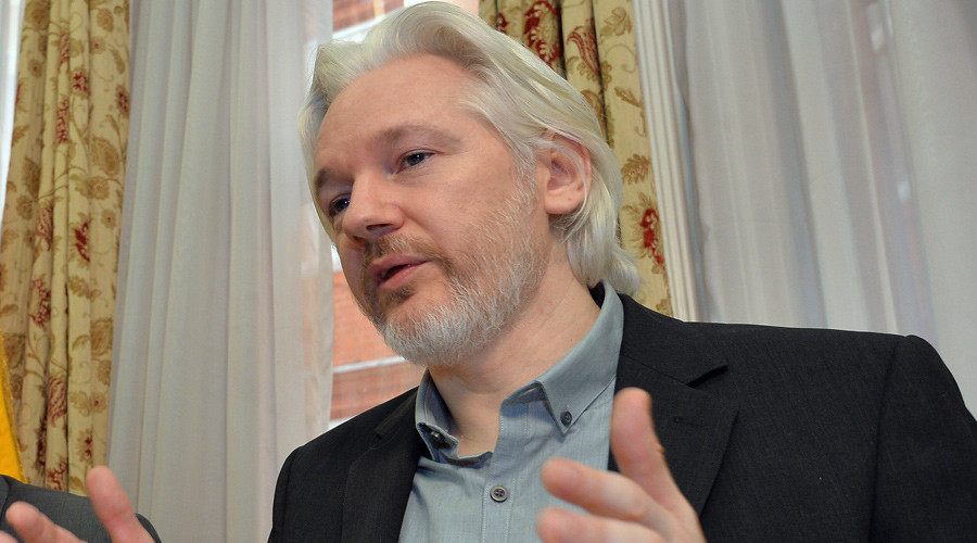 WikiLeaks founder Julian Assange © John Stillwell / pool