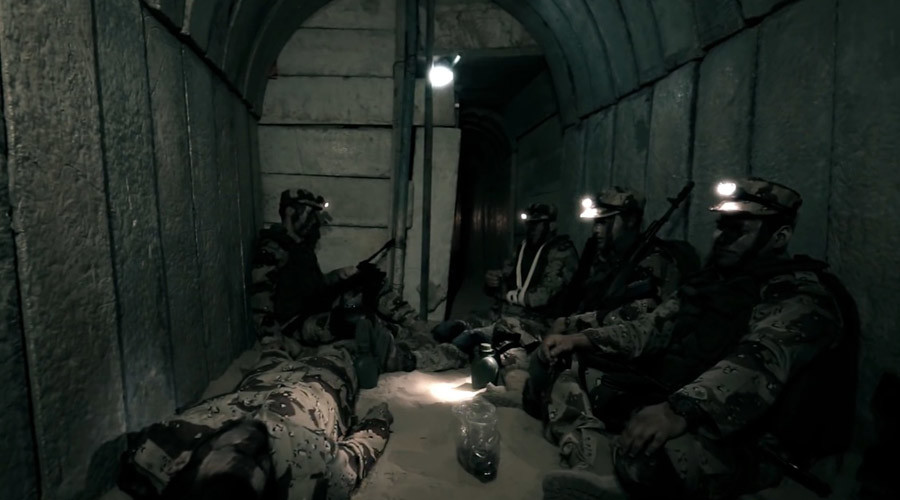 Underground war? New Hamas propaganda video shows allegedly rebuilt Gaza tunnels