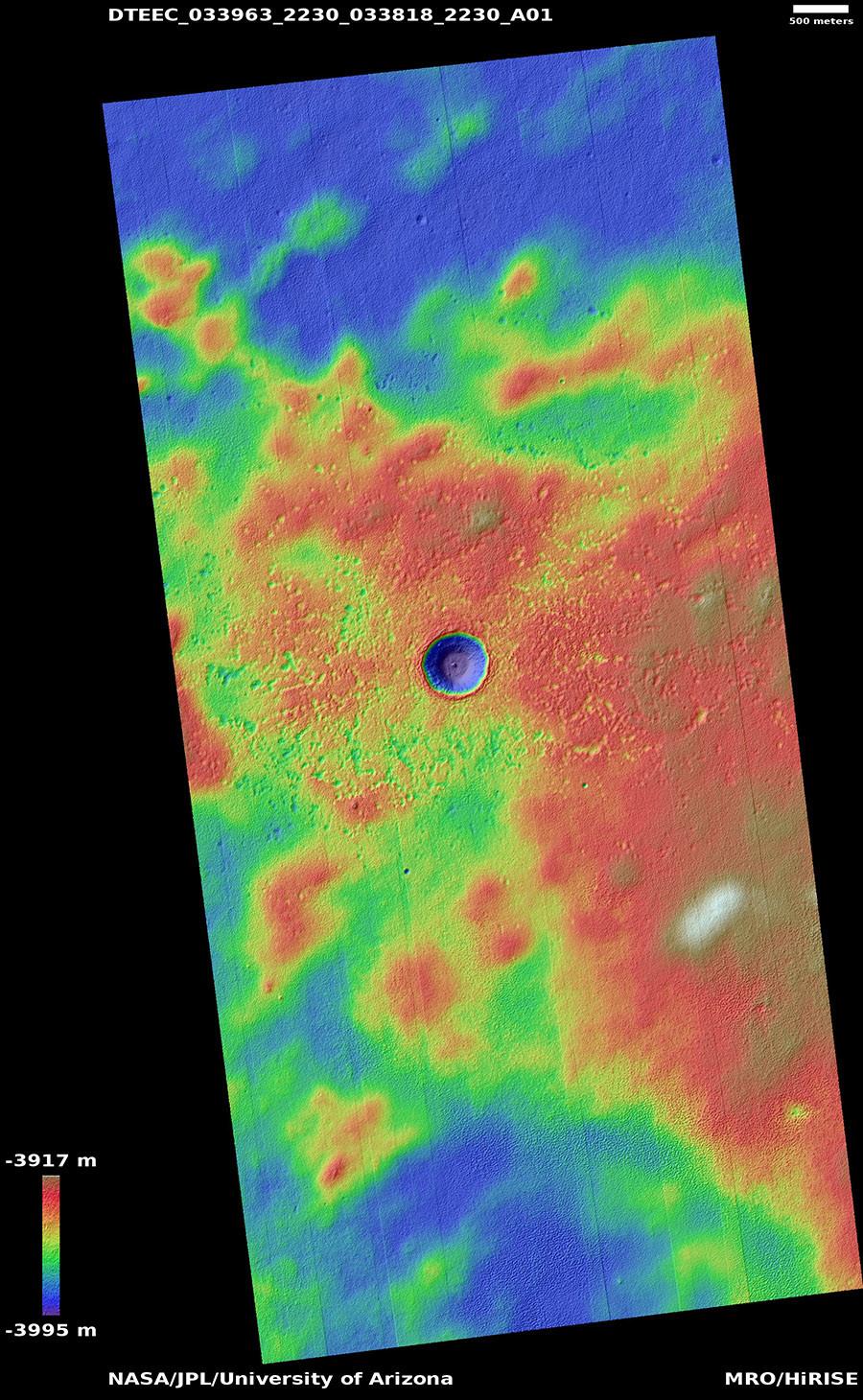 NASA / JPL / University of Arizona