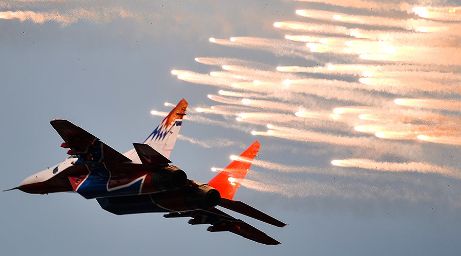 MAKS airshow highlights: No-runway plane, PAK FA 5G jet in action (VIDEOS)
