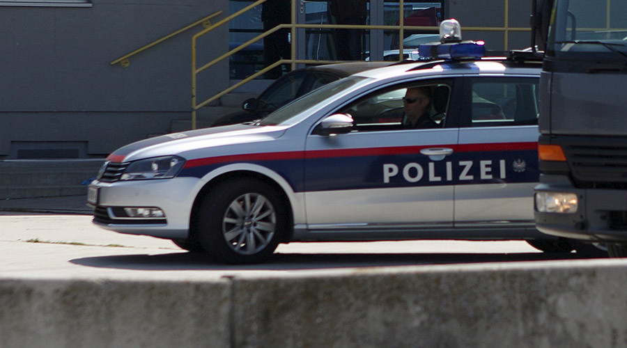 3 young children near to death rescued from trafficking van in Austria