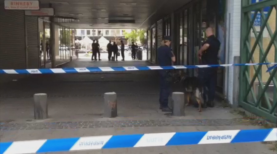 1 killed, at least 3 injured in shooting in majority-migrant Stockholm suburb