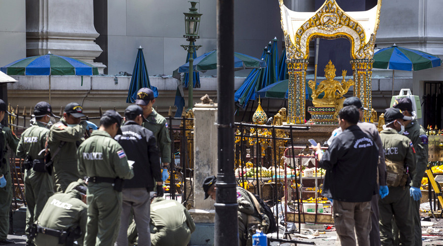 Thai police award themselves $84k for 'doing their job' in Bangkok bombing arrest