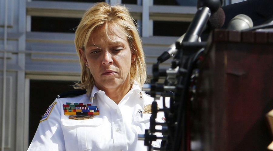 97 percent of DC police issue no-confidence vote in Chief Cathy Lanier