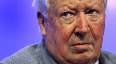 Britain's former Prime Minister Ted Heath © Jonathan Evans
