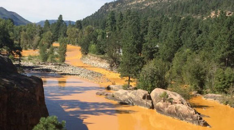 Colorado mine spill three times worse than first reported, emergencies declared