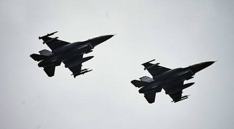 F-16 Fighting Falcons © Agencja Gazeta
