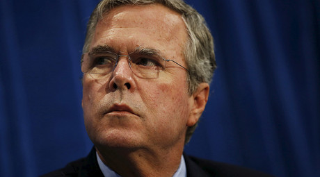 U.S. Republican presidential candidate Jeb Bush. © Jim Young
