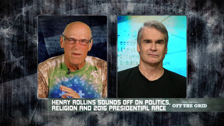Henry Rollins sounds off on politics, religion & 2016 presidential race