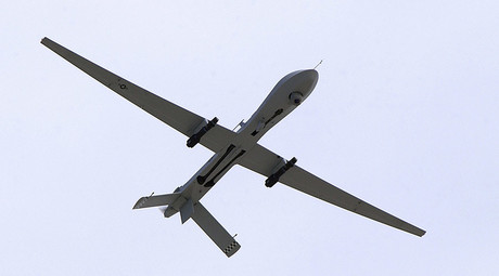 A U.S. Air Force MQ-1 Predator. © U.S. Air Force / Airman 1st Class Jeffrey Hall