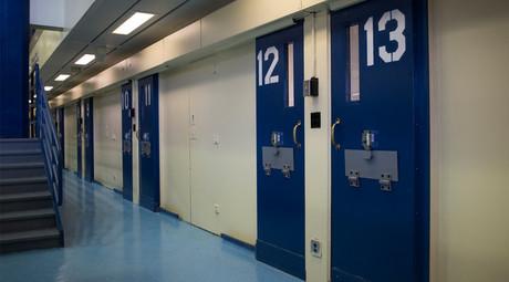 Fishkill Correctional Facility, New York © Brendan McDermid