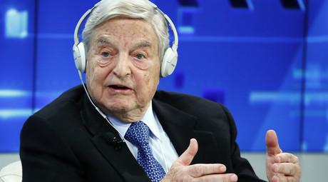 Georges Soros. © Ruben Sprich