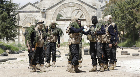 Deployment of 2nd group of US-trained rebels in Syria imminent after 1st fiasco - report