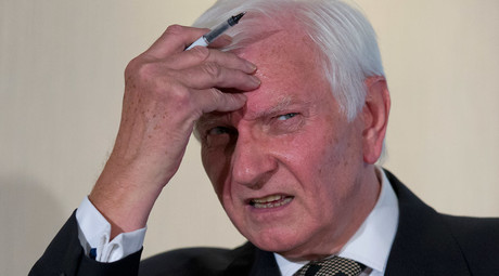 Former Conservative Party politician Harvey Proctor © Justin Tallis