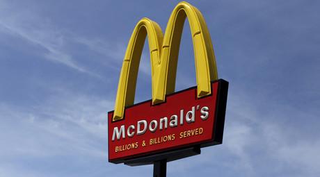 McDonald's UK boss says staffers 'love zero-hour contracts'