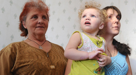 Russia accepted over 1mn Ukrainian refugees forced out of homes by Donbass war