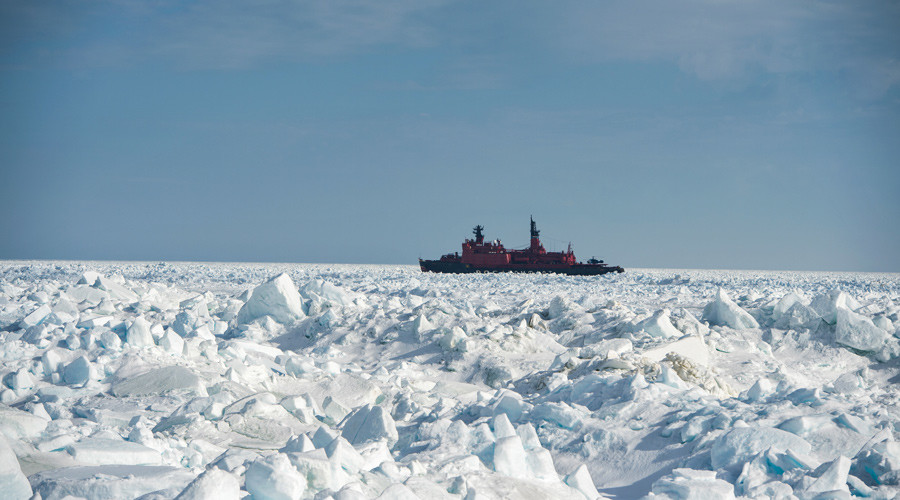 Saving the Arctic? Kerry's roadmap not melting hearts in Russia, China & India